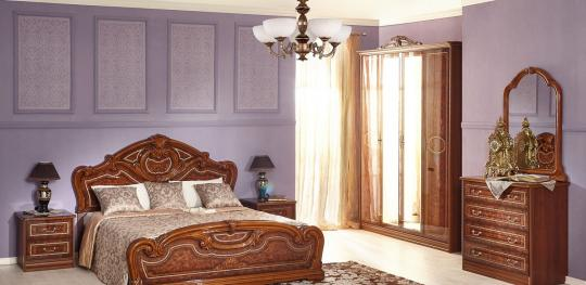 Спальня Гранда Орех