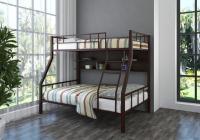 Двухъярусная кровать РАУТА-1 с полкой