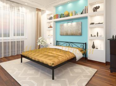 Двуспальная металлическая кровать CHARM (Шарм)