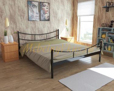 Двуспальная металлическая кровать BRIO (БРИО)