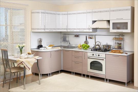 Кухня Анастасия Капучино-6