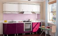 Кухня Анастасия Ежевика
