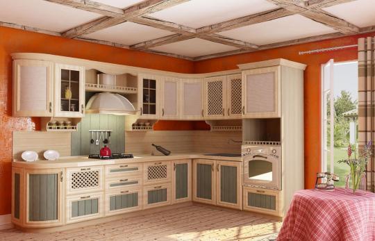 Кухня Кантри Сонома