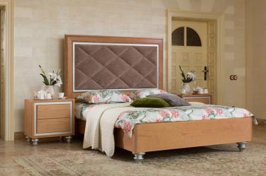Кровать Gallery (Янтарь)