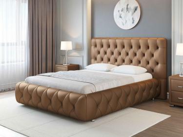 Кровать Castello (медный перламутр)
