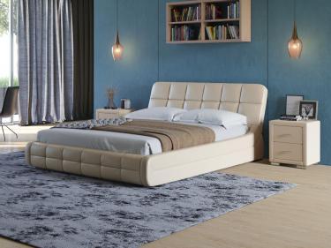 Кровать Corso-6 Original Ormatek (бежевый перламутр)