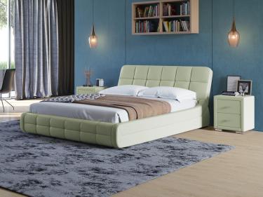 Кровать Corso-6 Original Ormatek (зеленое яблоко)