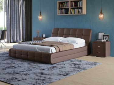 Кровать Corso-6 Original Ormatek (коричневый)