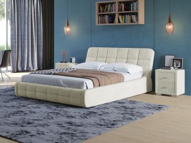 Кровать Corso-6 Original Ormatek (лофти лен)