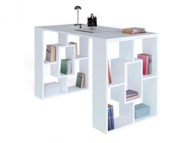 Письменный стол СПМ-15 (Белый)