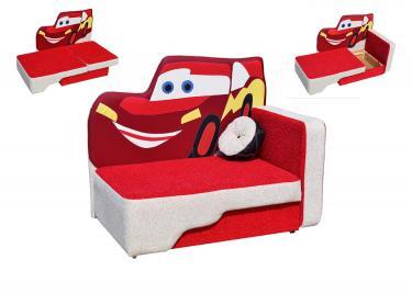 Детский диван Тачка