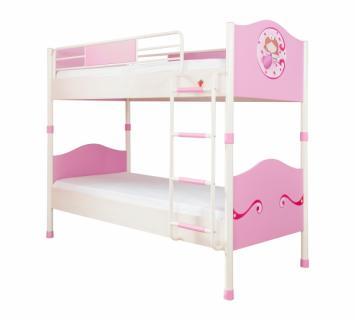 Кровать двухъярусная SL Princess 1401