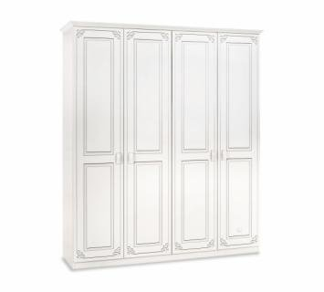 Шкаф четырехдверный Selena 1003