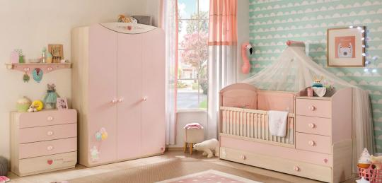 Детская комната Baby Girl