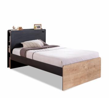 Кровать Black 1303