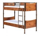 Кровать двухъярусная Pirate 1401