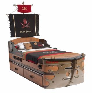 Кровать-корабль Pirate 1308