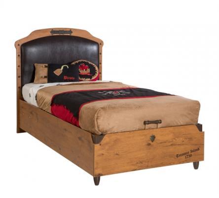 Кровать с подъемным механизмом Pirate 1706