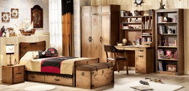 Подростковая комната Pirate