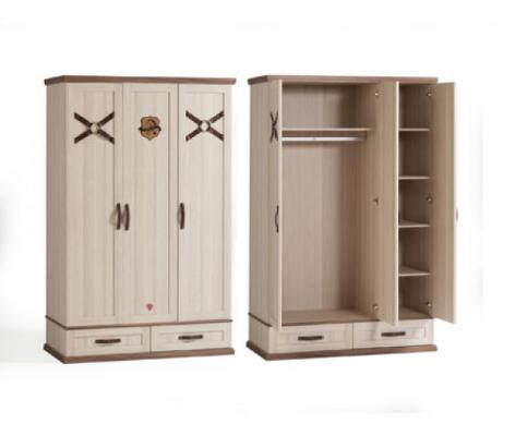 Шкаф трехдверный Royal 1002