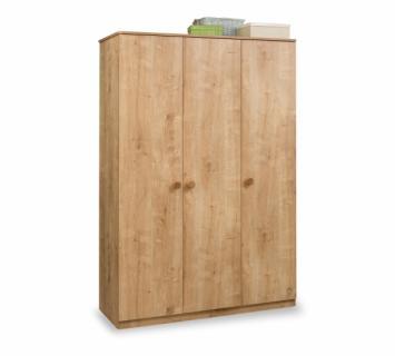 Шкаф трехдверный Natura Baby ST 1006