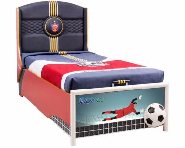 Кровать с подъемным механизмом Football 1705.01