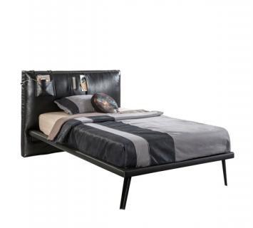 Кровать XL Dark Metal 1302