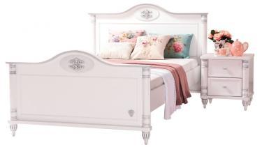 Кровать XL Romantic 1304.00