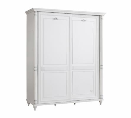 Шкаф большой со сдвижными дверями Romantic 1003.00