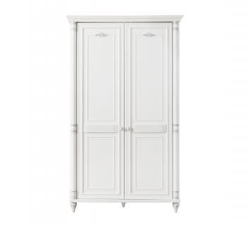 Шкаф двухдверный Romantic 1001.00