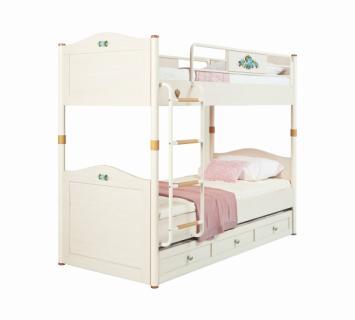Кровать двухъярусная Flora 1401.01