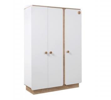 Шкаф трехдверный Natura Baby 1002.00