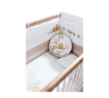 Комплект постельных принадлежностей (80х130) Natura Baby 4154.00