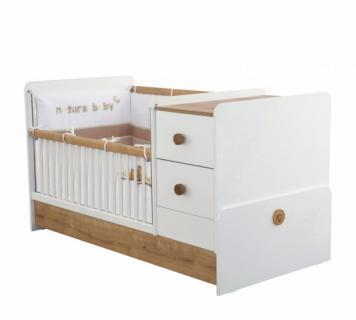 Кровать-трансформер Natura Baby 1016.00