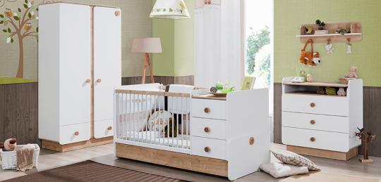 Детская комната Natura Baby