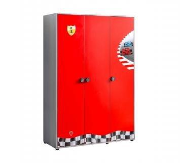 Шкаф трехдверный Racecup 1002.00