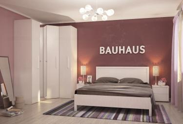 Спальня BAUHAUS (Бодега Светлый)