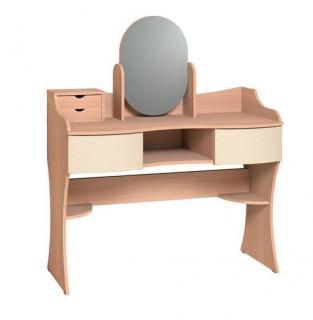 Стол туалетный 15 Амели (Дуб Отбеленый)