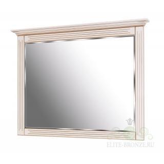 Зеркало EL 6022 слоновая кость+золото