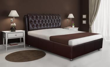 Кровать мягкая Клеопатра 2