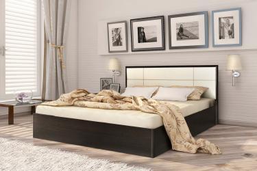 Кровать 1,6 вариант 2 с настилом