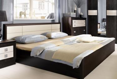 Кровать 1,4 вариант 2 с подъемным механизмом