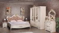 Спальня Магдалина с 5-ти дверным шкафом