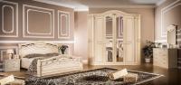 Спальня Портофино с 6-ти дверным шкафом