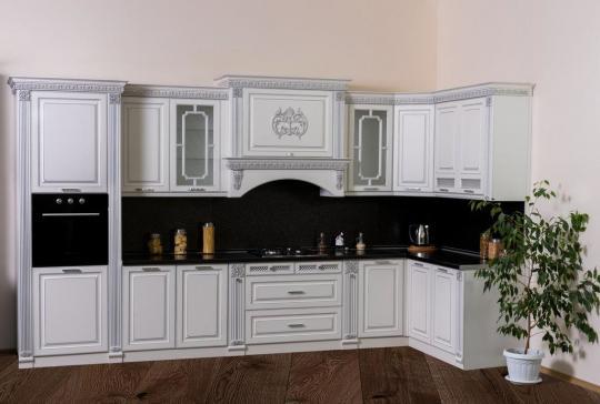 Кухня угловая Флоренция 4х1,66 м