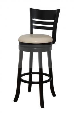 Барный крутящийся стул 9393 (Капучино)