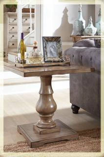 Журнальный стол Т812-2 серо-коричневый
