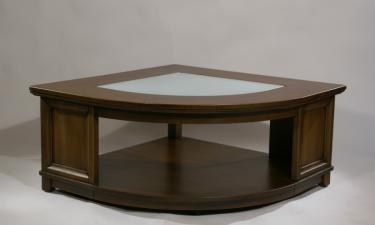 Журнальный стол T851-0 орех