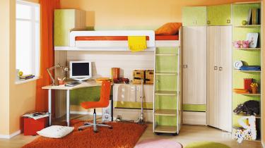 Набор детской мебели «Киви»