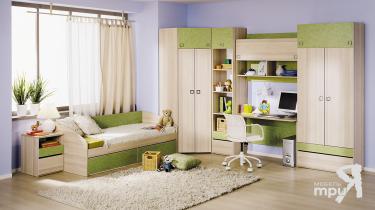 Набор детской мебели «Киви» №2